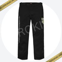 Supreme UNDERCOVER Public Enemy Work Pant ワークパンツ 黒