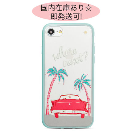 【SALE】kate spade Where Next? iPhone 7/8 Case