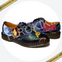 18SS★Supreme UNDERCOVER/Dr. Martens Public Enemy 3-Eye Shoe