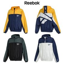 ☆Reebok☆ SHINeeテミン着用 CR BIG VECTOR HOODED JKT