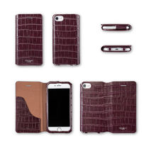 """GRAMAS COLORS """"EURO Passione 3"""" Leather Case for iPhone 8/7"""