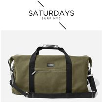【SATURDAYS NYCz☆新商品☆Norfolk Hold All Bag