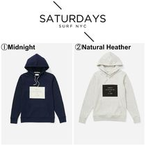 【SATURDAYS NYCz☆新商品☆Ditch Established Box Hoodie