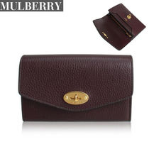 Mulberry★Medium Postman's Lock 財布 RL4652 346 K195