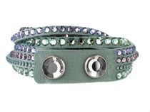 SWAROVSKI ブレスレット 5120581 Slake  LIGHT GREEN ihj5120581
