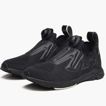 REEBOK☆PUMP SUPREME TRIPLE BLACK ウルトラニットCN2189