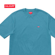 WEEK5★Supreme(シュプリーム)SMALL BOX TEE/DUSTY BLUE-M