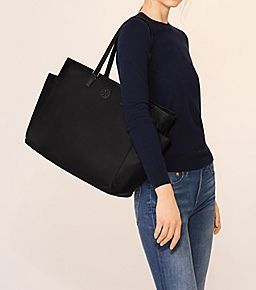 Tory Burch マザーズバッグ ☆Tory Burch☆ SCOUT NYLON BABY TOTE☆ナイロンベビーバッグ(5)