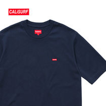 WEEK5★Supreme(シュプリーム)SMALL BOX TEE/NAVY-S