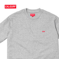 WEEK5★Supreme(シュプリーム)SMALL BOX TEE/GRAY-S