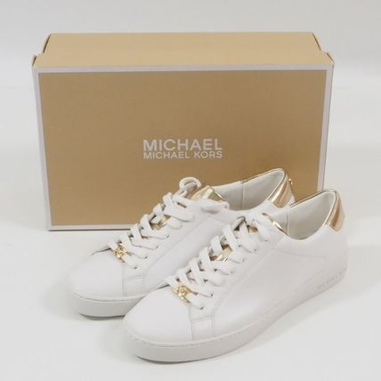 Michael Kors★Irving Lace Up スニーカー[RESALE]