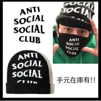 【即完売】Anti Social Social Club/ Jaccardo ニット【送関込】