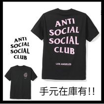 【希少】Anti Social Social Club/LA CITY TEE【送関込】