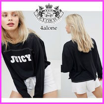 Juicy By Juicy Couture☆ロゴロングスリーブTシャツ