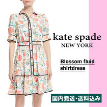 【国内発送】BLOSSOM FLUID SHIRTDRESSセール