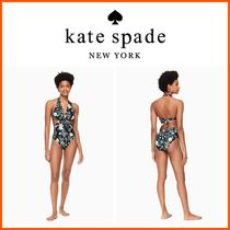 日本未入荷☆kate spade☆playacarmen halterone-piece swimsuit