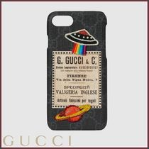 GUCCI(グッチ) ナイト クーリエ iPhone 7 ケース