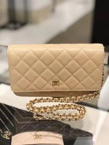 2018 SPRING/SUMMER★CHANEL 最新作★TIMELESS WOC in beige