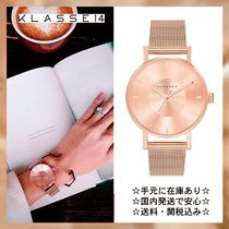 【KLASSE14】VOLARE ROSE GOLD WITH MESH 36mm (送料関税込)