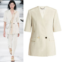 18SS SM441 LOOK5 LEA TAILORED JACKET
