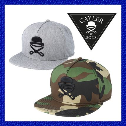 【CAYLER&SONS】Pa Icon Snapback