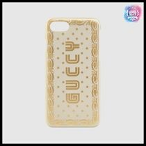 GUCCY プリント iPhone 7 ケース