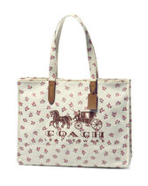 COACH トートバッグ HORSE AND CARRIAGE