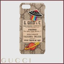 GUCCI(グッチ) 〔グッチ クーリエ〕iPhone 7 ケース