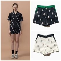 日本未入荷SALAD BOWLSの18 DIAMOND SHORTS 全2色