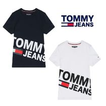 VIP割★Tommy Jeans★18SS ビッグロゴコットンT 大人も着れる♪