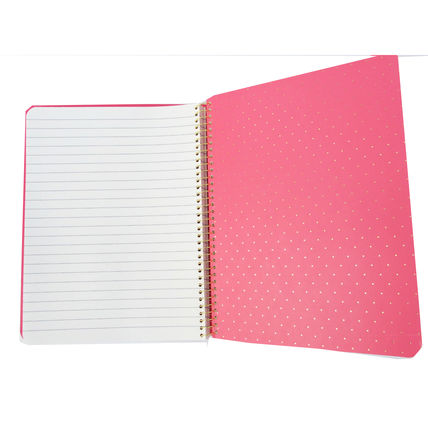 kate spade new york ノート 即納Kate spadeNY strawberries spiral notebook 183248(4)