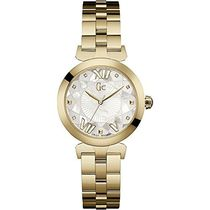 Guess Collection Women 's GC ladybelle 3 腕時計 Y19003L1