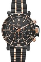 GC Homme Mens Chronograph Watch X95002G2 腕時計 GC-5001