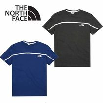 THE NORTH FACE〜POLLY DOME S/S R/TEE 機能性半袖Tシャツ 2色