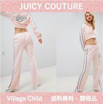 Juicy by Juicy Couturey☆スリット入り トラックパンツ 送関込