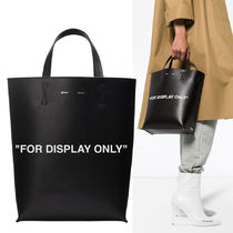VIPセール!関税込☆【OFF-WHITE】For Display Only shopping bag