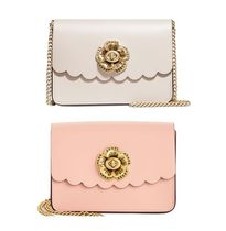 Coach ◆ 24976 Bowery Crossbody with Tea Rose Turnlock