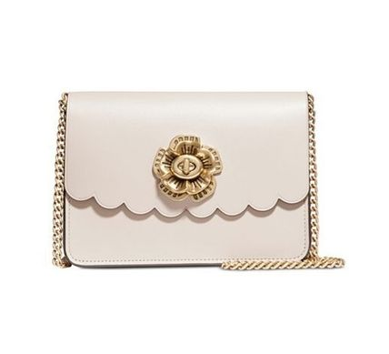 Coach ショルダーバッグ・ポシェット Coach ◆ 24976 Bowery Crossbody with Tea Rose Turnlock(2)