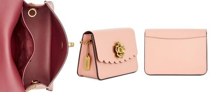 Coach ショルダーバッグ・ポシェット Coach ◆ 24976 Bowery Crossbody with Tea Rose Turnlock(4)
