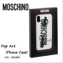 Moschinoモスキーノ★Pop art  iPhoneケース!