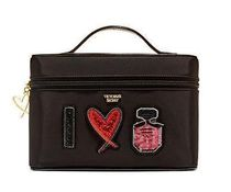 Victoria's Secret メイクボックス  Patch Weekender Train Case