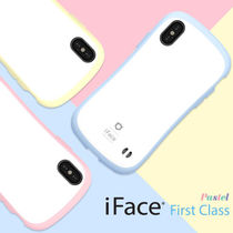 ★iFace正規品★iFace PASTEL FirstClass iPhoneX★追跡可能