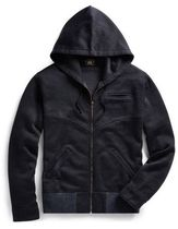 新作★送料関税込★ RRL Fleece Full-Zip Hoodie