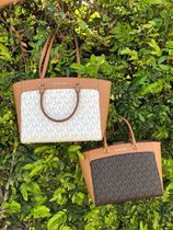 【即発◆3-5日着】MICHAEL KORS◆EMMY LG DOUBLE HANDLE◆トート