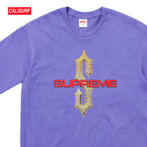 WEEK6★ Supreme(シュプリーム)DIAMONDS TEE-PURPLE/S