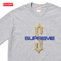 WEEK6★ Supreme(シュプリーム)DIAMONDS TEE-GRAY/XL