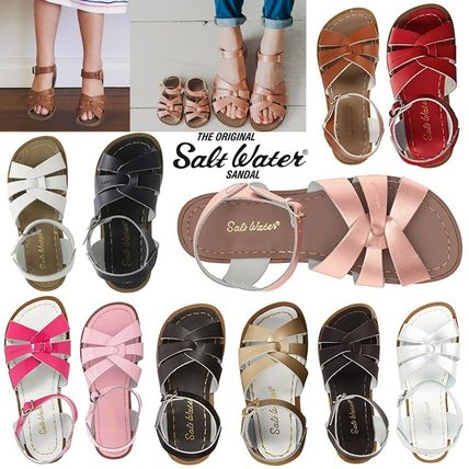 日本未入荷即発! SALT WATER SANDALS THE ORIGINAL KIDSサンダル
