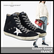 【Golden Goose】スエード FRANCY GCOWS591 N2