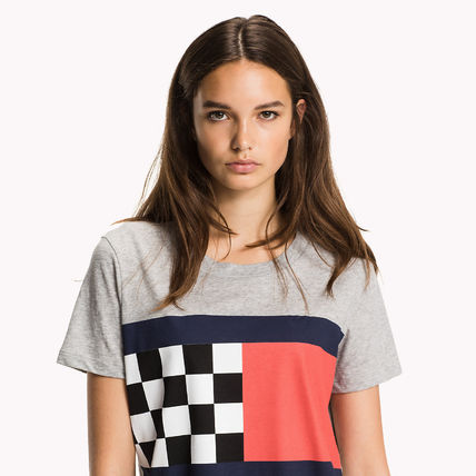 Tommy Hilfiger Tシャツ・カットソー [Tommy Hilfiger] レギュラー フィット Tシャツ REGULAR FIT T-S(4)