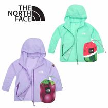 THE NORTH FACE〜K'S JUICY PACK JACKET お子様用ジャケット 4色